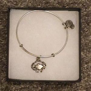 ALEX and ANI Maryland crab bracelet